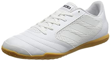 25d6955f9c06 adidas Men's Ace 17.4 Sala S82226 Football Trainers, White, Size UK ...