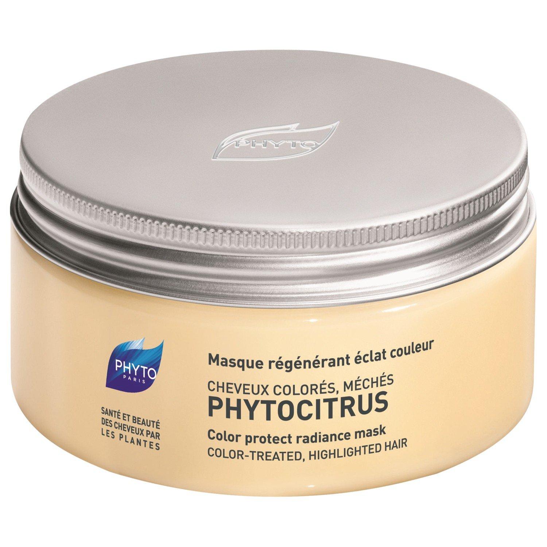 フィトPhytocitrus色保護放射輝度マスク200ミリリットル (Phyto) (x2) - Phyto Phytocitrus Colour Protect Radiance Mask 200ml (Pack of 2) [並行輸入品] B01MQFF3Z3