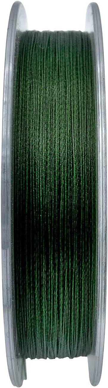 0,14mm Durchmesser 9-Fach Braid Angelschnur 20kg Hecht Petris Catch 9X geflochtene Hechtschnur Zander 300m Wels