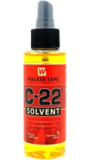 Walker Tape C 22 Solvent Spray For Lace Wigs Toupees 118 Ml