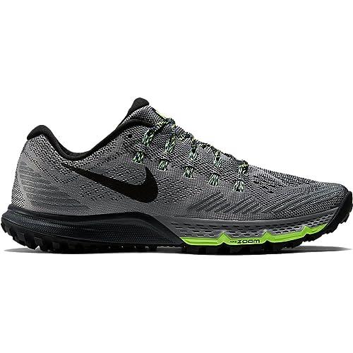 quality design 2ffef c4487 Nike Air Zoom Terra Kiger 3 Womens Trail Running Shoes Grey 8 B(M) US   Amazon.in  Shoes   Handbags
