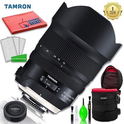Tamron SP - Lente G2 para Nikon F (Modelos internacionales, 15 a ...