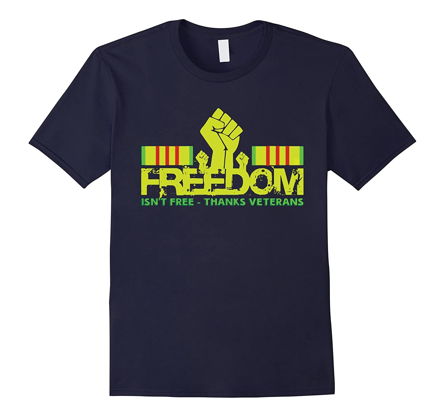 Veteran shirt  Freedom isnt Free Thanks Veterans T-shirt-CL