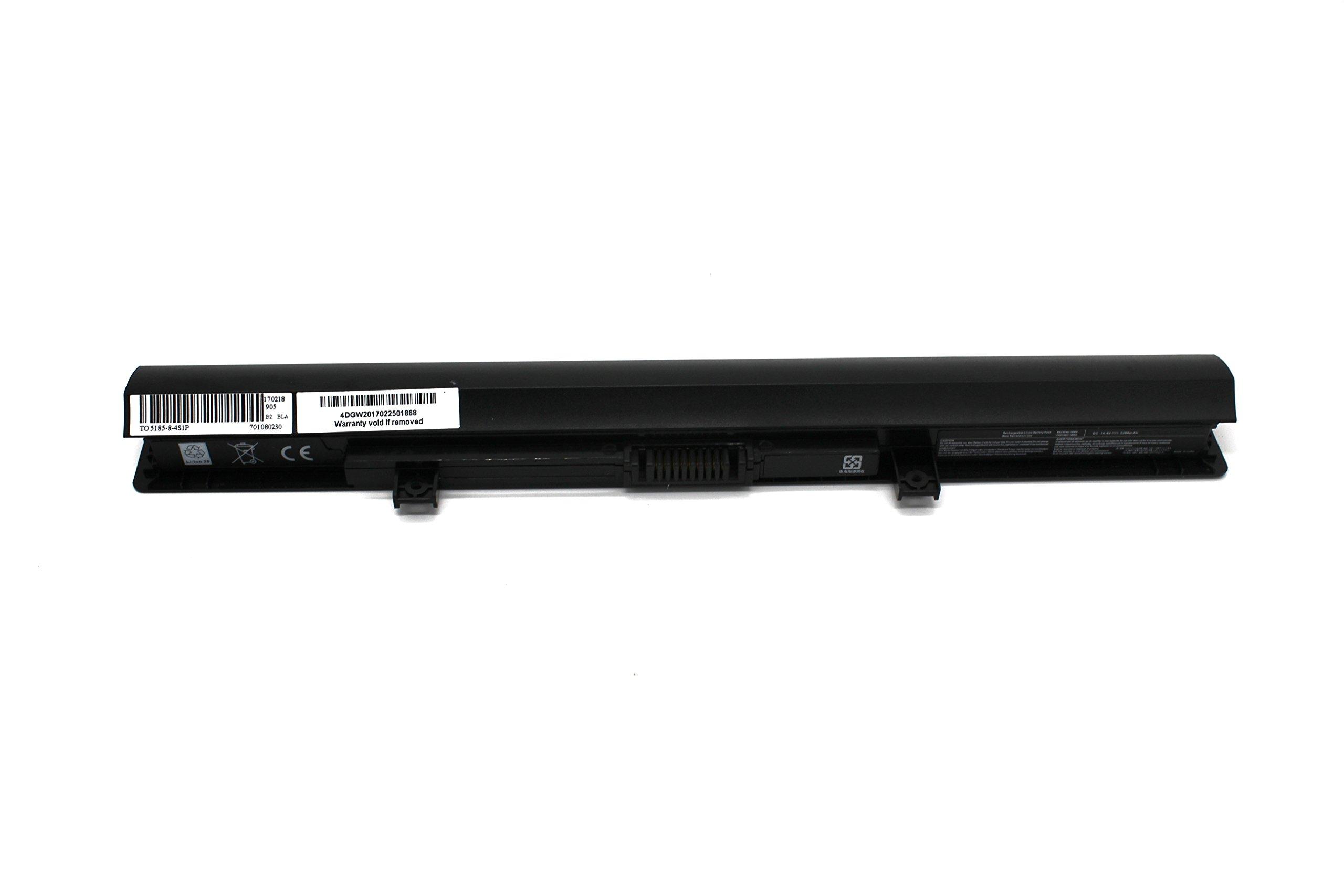 4d Laptop Battery for Toshiba PA5185U-1BRS PA5186U-1BRS Satellite C50 C55D L55,Satellite C Series C50-B,C50T-B, C50D-B,C55D-B L55D,C55T-B C55T-B5109,L55 C55T-B5110,L55-B5276,L55 -B (B0713PXVXL) Amazon Price History, Amazon Price Tracker