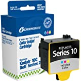 Dataproducts DPC5766 Kodak Remanufactured #10 (1935766/1810829/8946501) Tri-Color Ink Cartridge