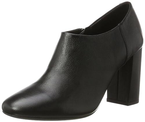es Botines Amazon Y Zapatos Complementos D743xb00085 Mujer Geox 1FqnZgx