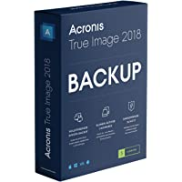 Acronis True Image 2018 3license(s) Tedesca