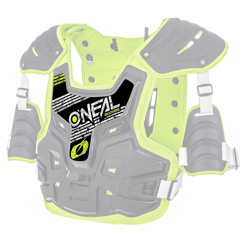 ONeal STV Langarm Protektor Shirt Downhill MTB Fahrrad Brust Panzer Mountainbike