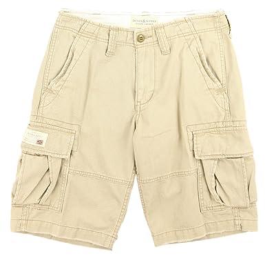 Denim & Supply Ralph Lauren Men's Chino Cargo Shorts, Khaki (30 ...