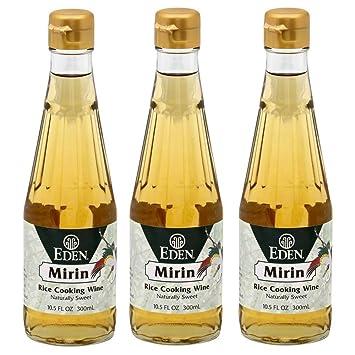 Amazon Eden Foods Mirin Rice Cooking Wine 3 Pack Value Deal