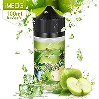 IMECIG 100ML Vape LíquidoManzana de Hielo Jugo Premium