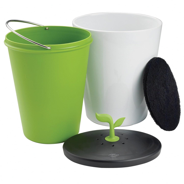 Chef \'n EcoCrock Counter Komposteimer: Amazon.de: Küche & Haushalt