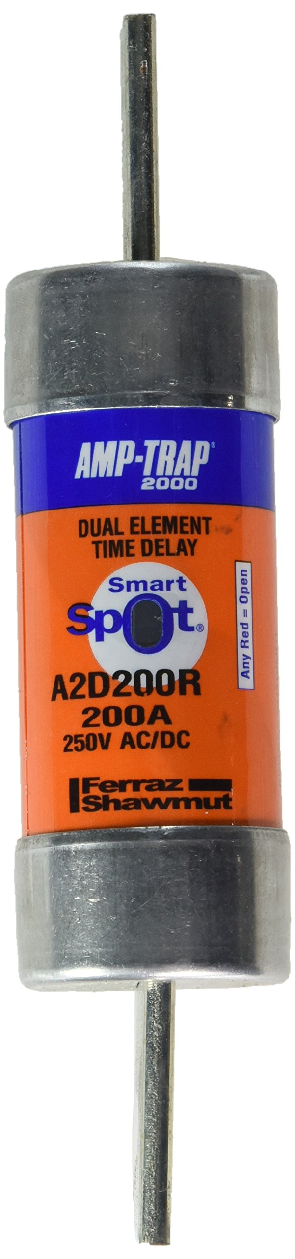 Mersen A2D200R 250V 200A Rk1 Time Delay Fuse