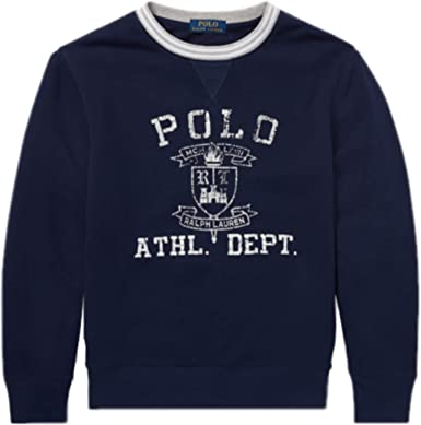 Polo Ralph Lauren Polo Ralph Laurent Sudadera LS CN-TP-KNT ...