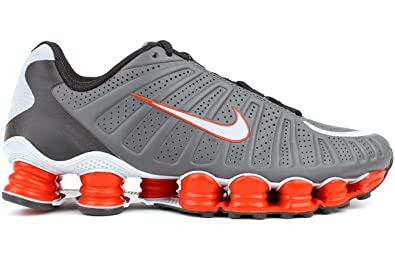 san francisco a605f e21d2 Nike Shox TLX Mens Running Shoes 488313-018 Dark Grey 10 M ...