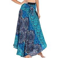 FAMILIZO Faldas Largas Y Elegantes Faldas Cortas Mujer Verano Faldas Mujer Invierno Primavera Vestidos Mujer Hippie…