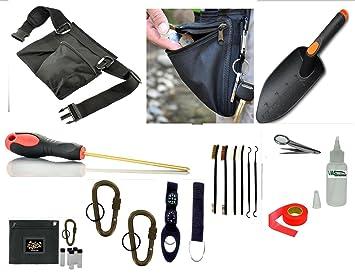 Vas Treasure Hunters y detectores de metal cinturón de herramientas cinturón de herramientas Utilidad de 1