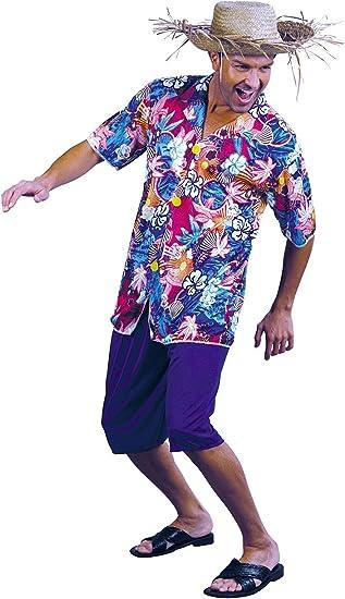 Value - Disfraz de hawaiano para hombre, talla única (22673): Amazon.es: Juguetes y juegos
