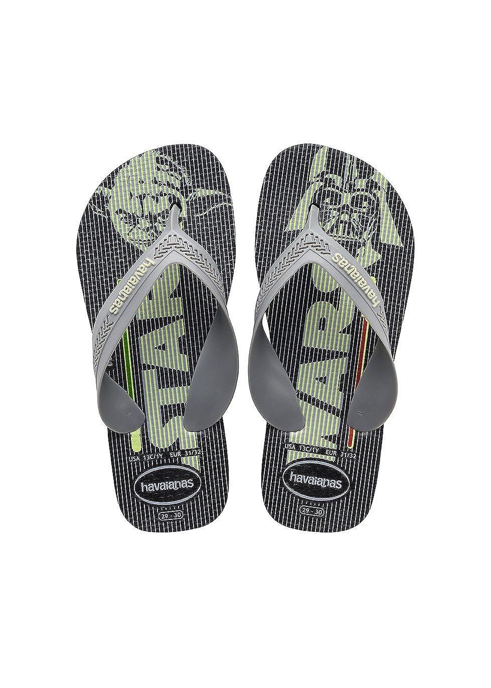 Havaianas Printed Flip Flops Kids Max Star Wars 4137117