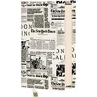 Kitap Kılıfı - Gazete XL (33x22cm)