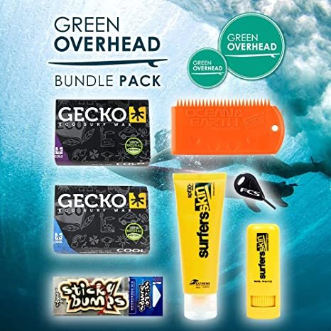 Surfing regalos y accesorios esencial paquete de viaje/calcetín de ...