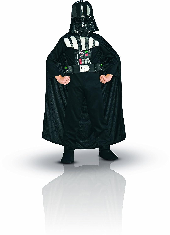 Amazon.com: Star Wars Darth Vader Dress - Up Suit: Toys & Games
