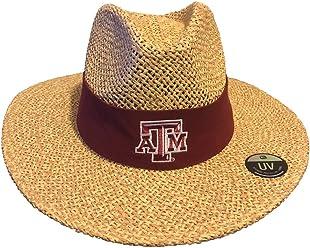 711f6572e45 Texas A M Aggies NCAA Straw Safari Hat
