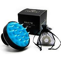 PALOTO® [Origineel] Premium shampoo borstel - siliconen hoofdmassageborstel voor handmatige wellness-hoofdhuid massage…