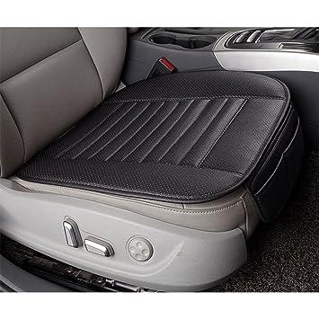Leder Universal Auto Sitzauflage Schonbezüge Kissen Sitzkissen Sitzmatte