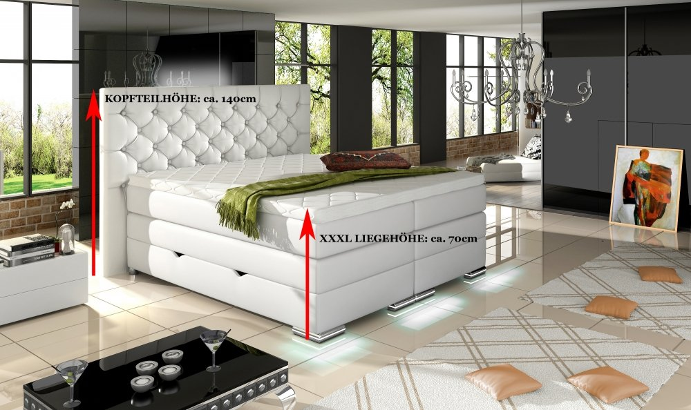 HG Royal Estates GmbH Mailand Designer Chesterfield - Cama ...