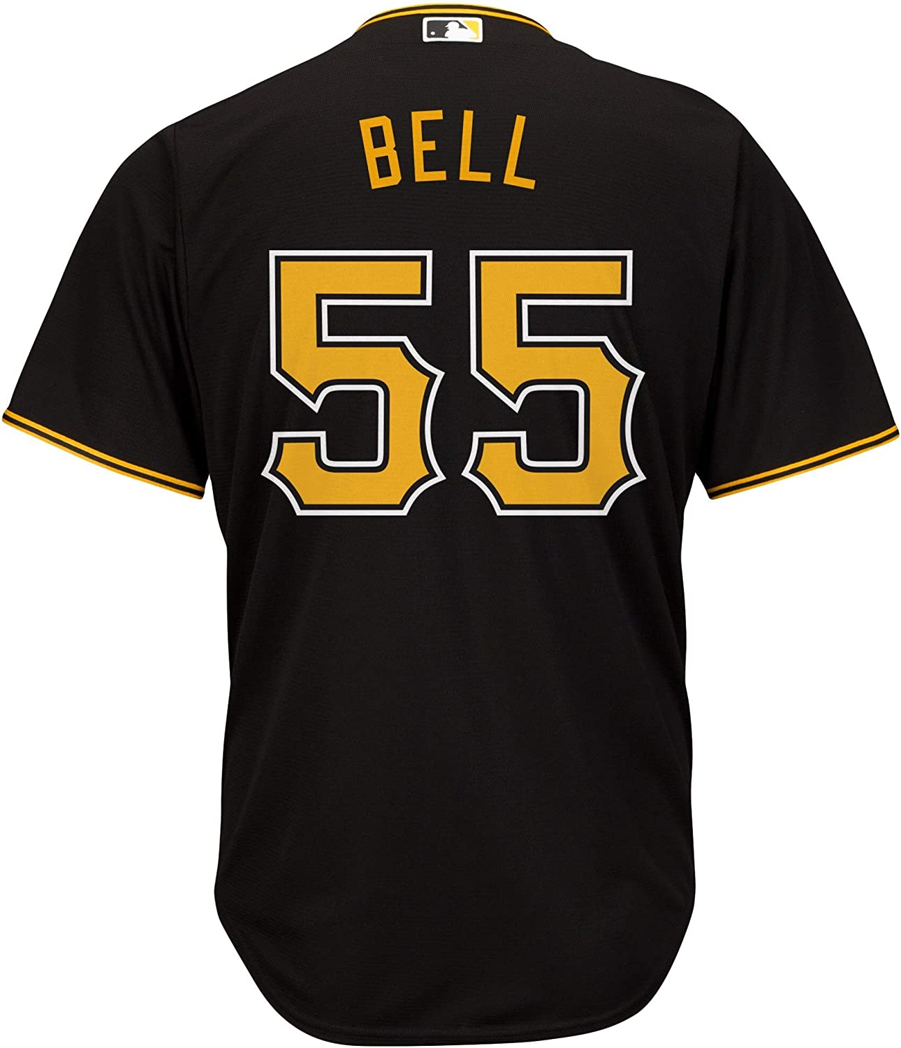 Josh Bell Pittsburgh Pirates MLB Boys Youth 8-20 Player Jersey