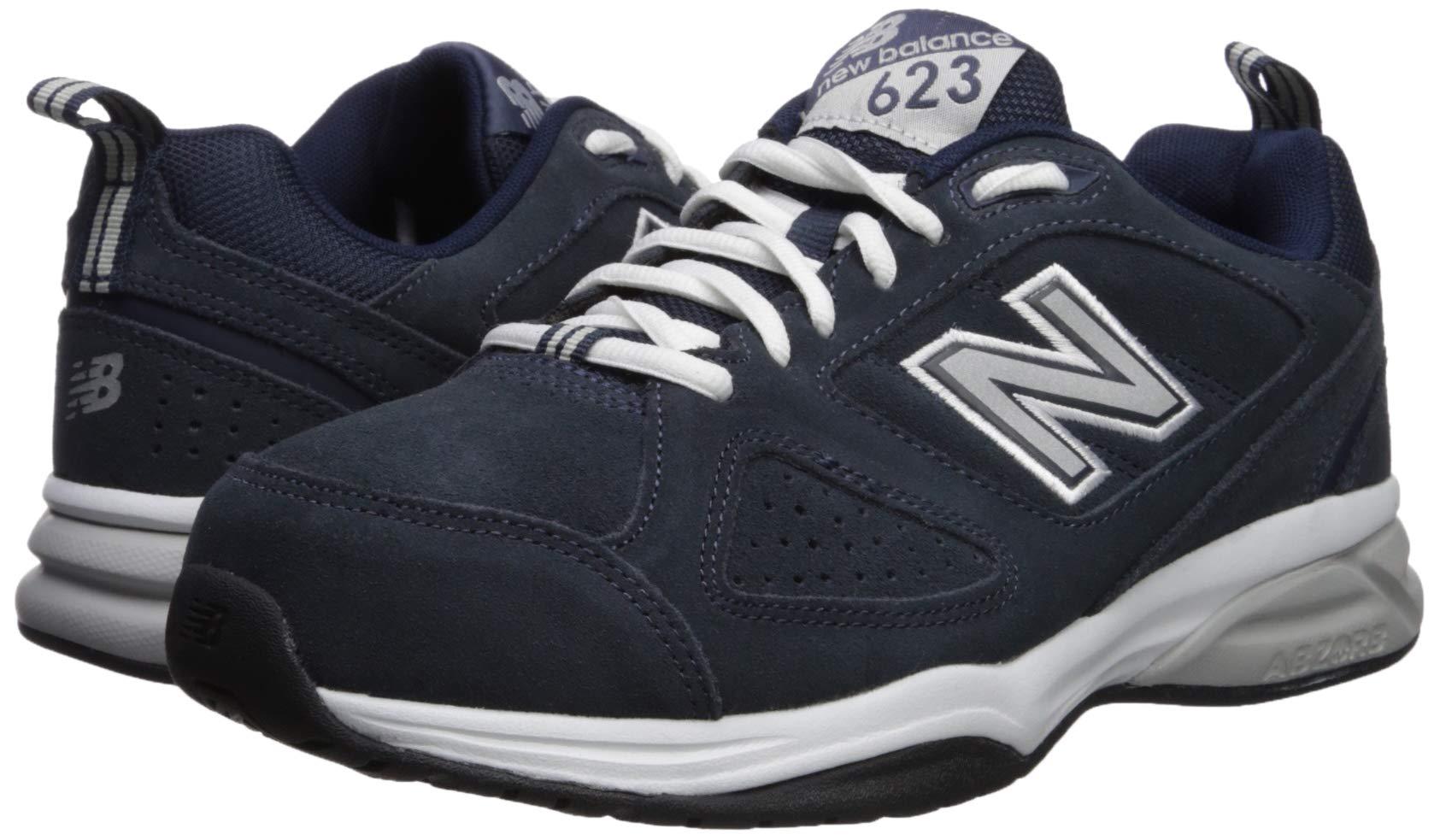 New Balance Men's MX623v3 Training Shoe, Navy, 7 W US by New Balance (Image #5)
