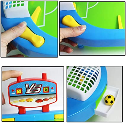 Scorer Doubles Table Football Table Toy: Amazon.es: Deportes y aire libre