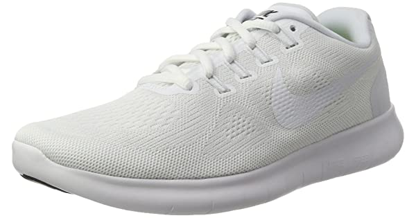 aefe516a76e5 NIKE Mens Free Rn 2017 Low Top Lace Up Running Sneaker