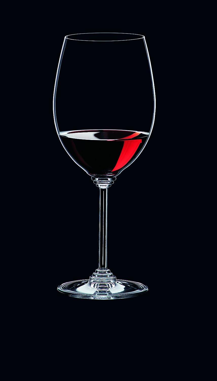 amazon com riedel wine series cabernet merlot glass set of 2