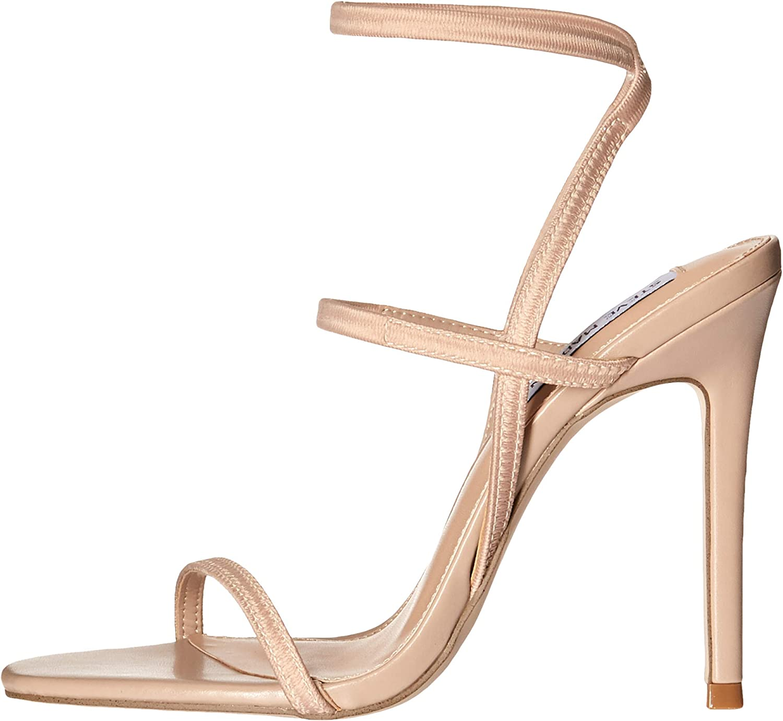 Steve Madden Womens Necture Heeled Sandal