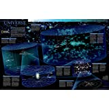 The Universe, tubed Wall Maps Space: NG.PSP602011 (Reference - Space)