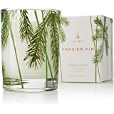 Thymes - Fragrant Frasier Fir Votive Candle with 15-Hour Burn Time