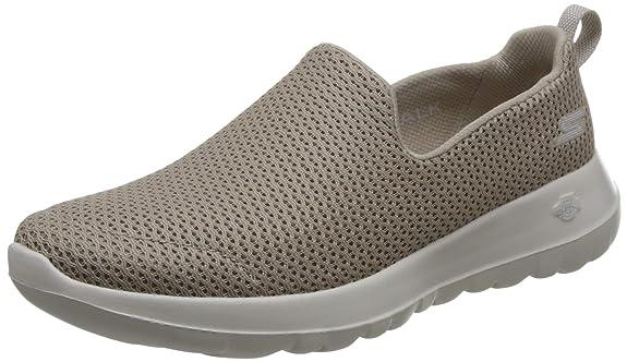 Empleado complicaciones acidez  5 estilos de zapatos slip on Skechers de mujer para salir a caminar | La  Opinión