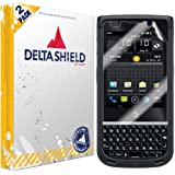 DeltaShield Screen Protector for NEC Terrain (2-Pack) BodyArmor Anti-Bubble Military-Grade Clear TPU Film