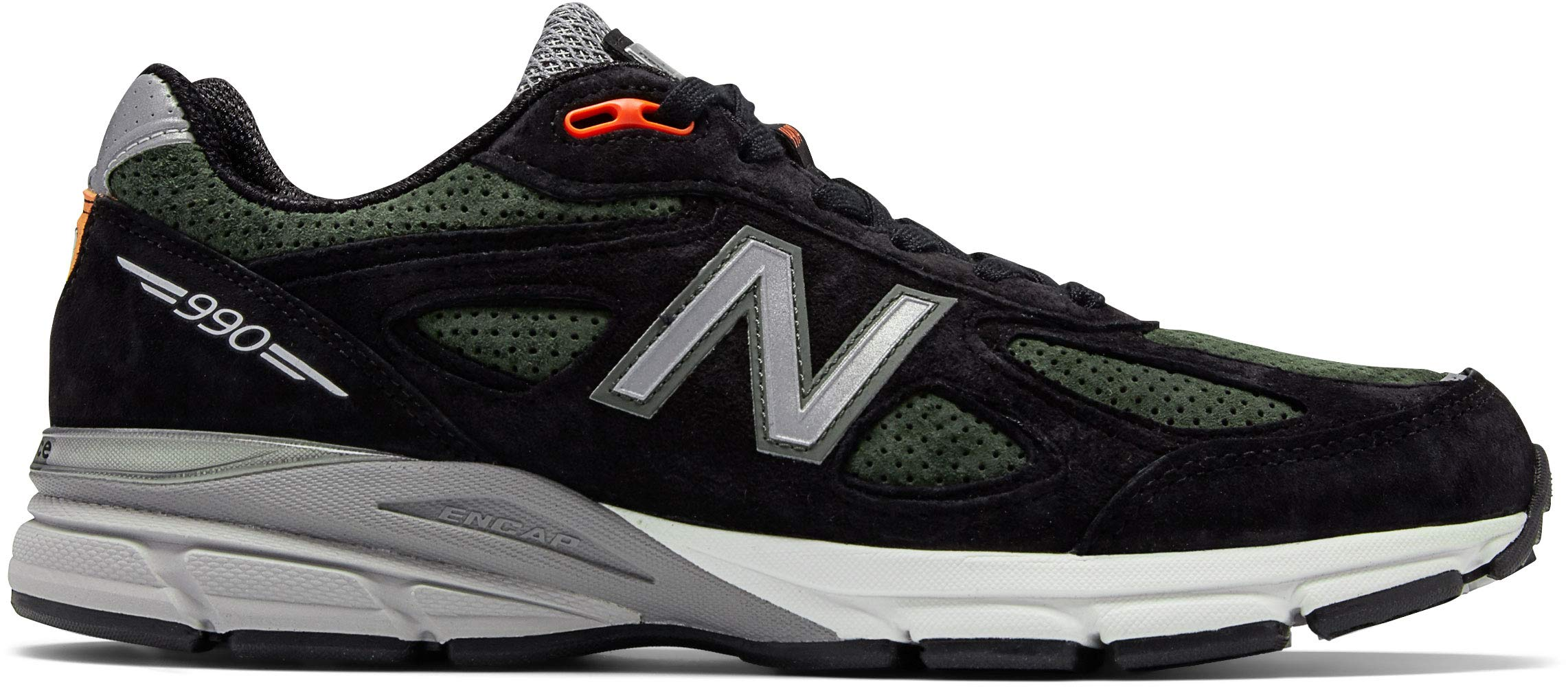 New Balance Running 990V4 Green by New Balance (Image #1)