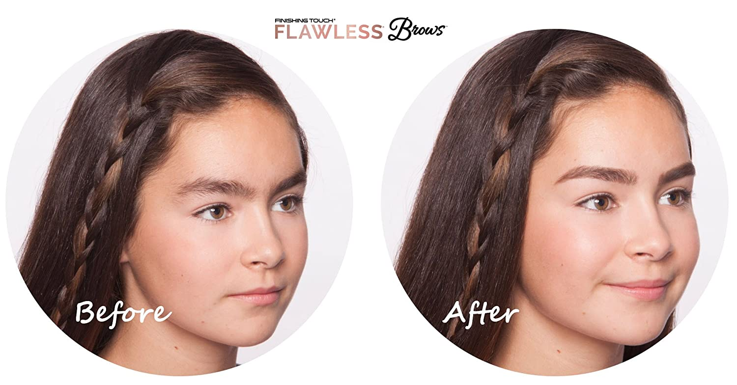 Amazon Finishing Touch Flawless Brows Eyebrow Hair Remover
