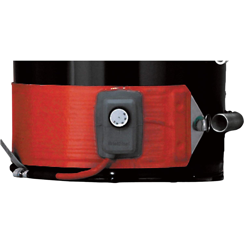 BriskHeat Metal Drum Heater - 5-Gallon, 550 Watt, 120 Volt, Model Number DHCS10