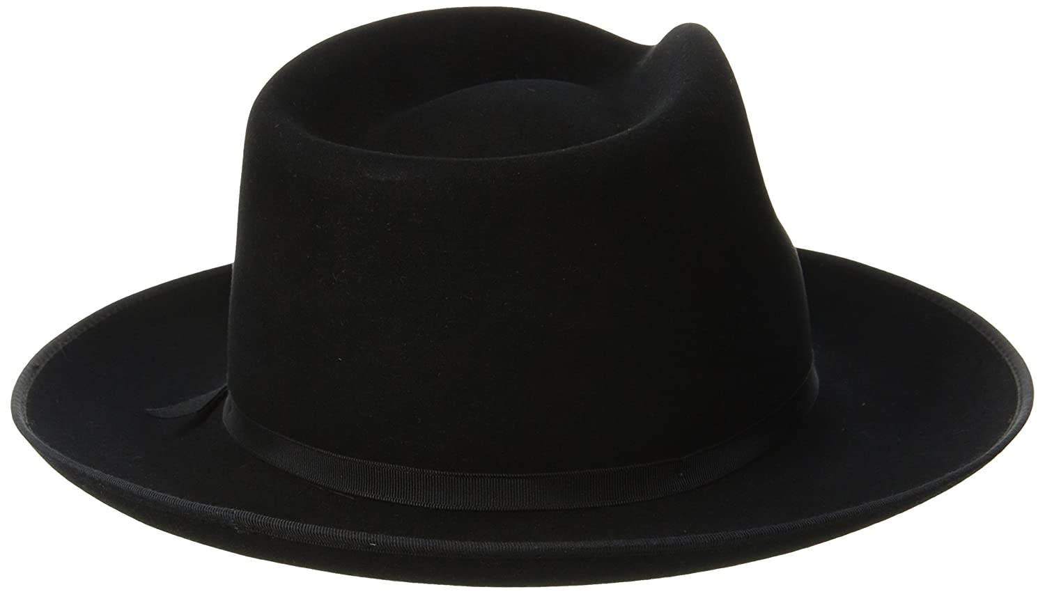 b0f92b8513a59 Stetson Men s Stratoliner Royal Quality Fur Felt Hat at Amazon Men s  Clothing store