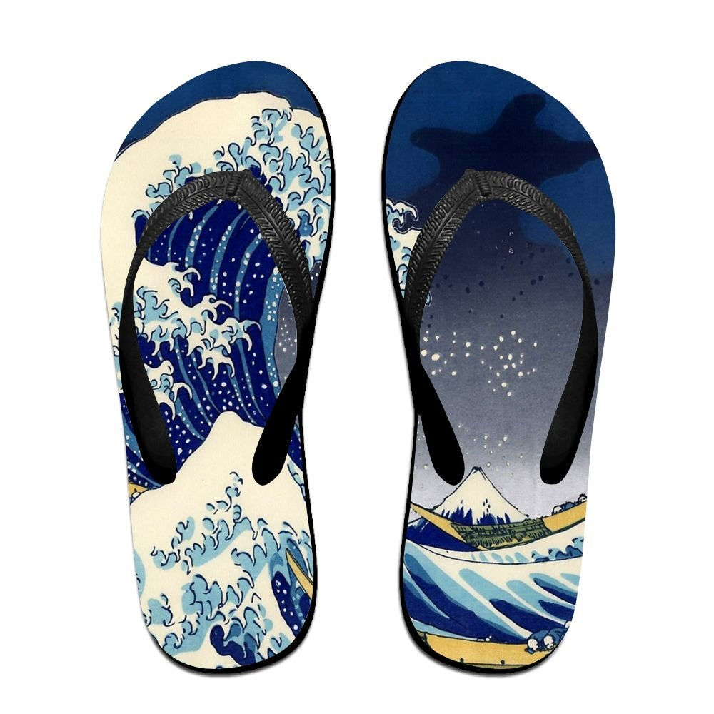 LXP FZD Unisex Beach Flip Flops Comfortable Summer Non-Slip Thongs Slippers Sandals