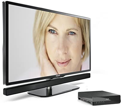 Philips 42PES0001D- Televisión HD, Pantalla LCD 42 pulgadas ...