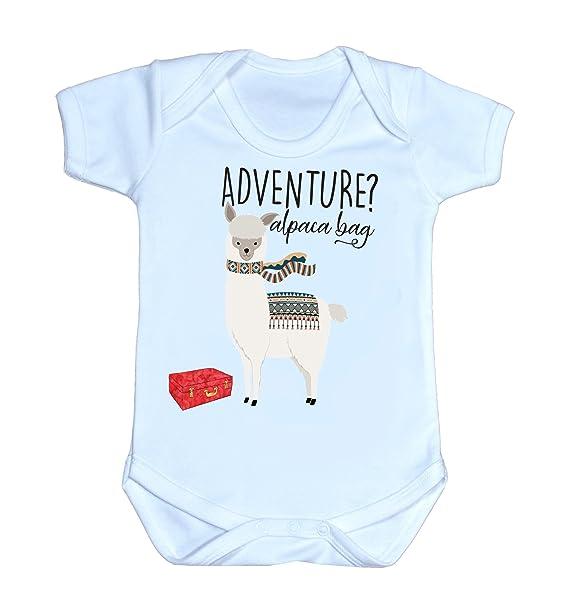 Amazon.com: InkCallies Alpaca Bag Adventure Awaits - Alpaca ...