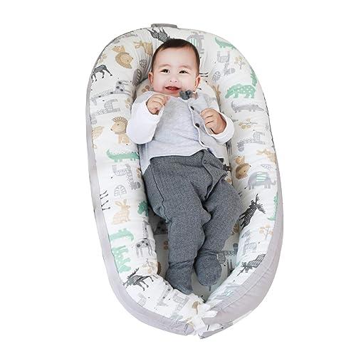 Portable Baby Nest Lounger Baby Bedside co Sleeper Bed Bassinet Mattress