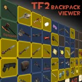 TF2 Backpack Viewer offers