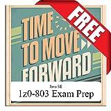 Java SE 1z0-803 Exam Free